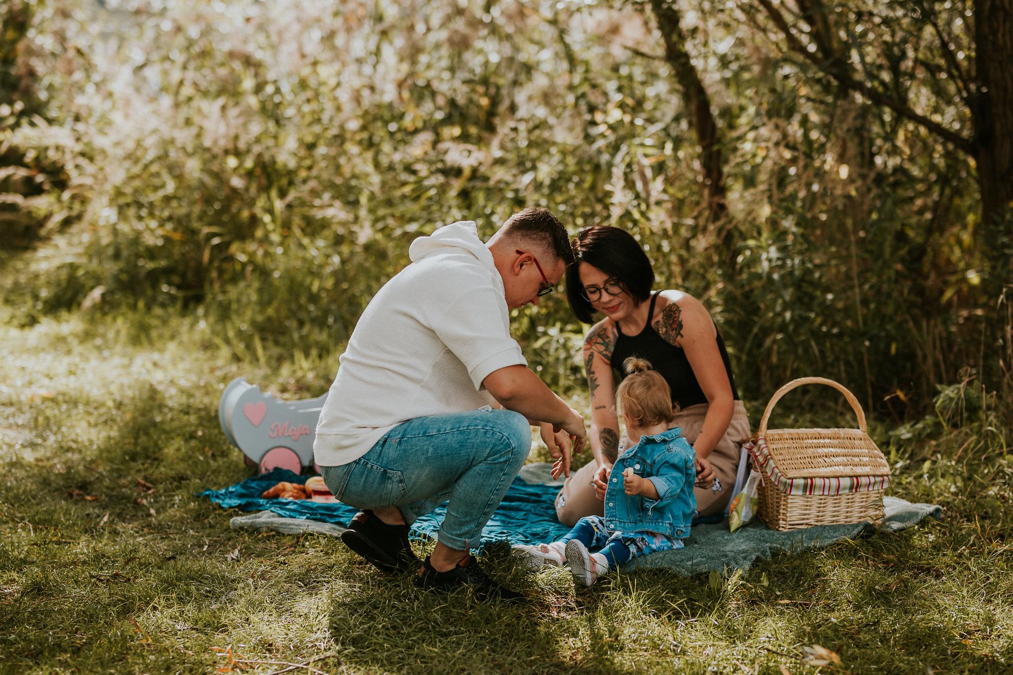 Lifestyle sesja rodzinna Oliwia NET-24